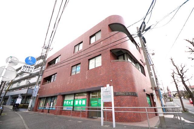 嶋崎内科医院/外観